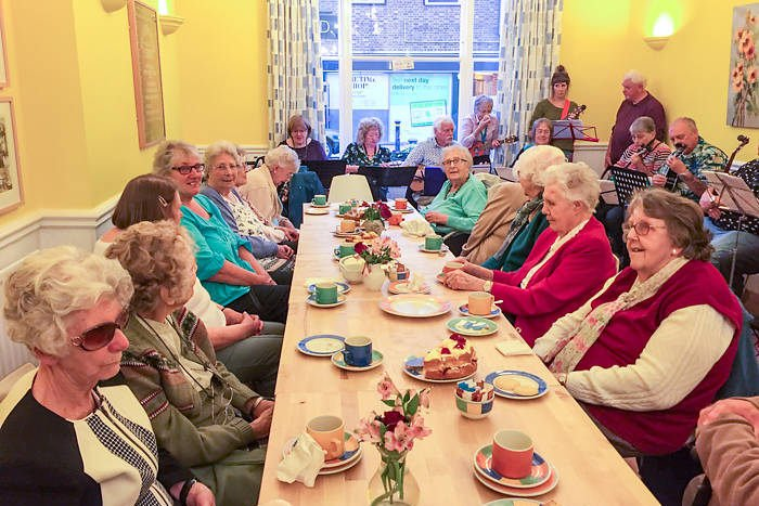 WHC Outings for Over 65s
