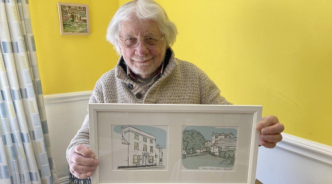 Robert Venables Retires