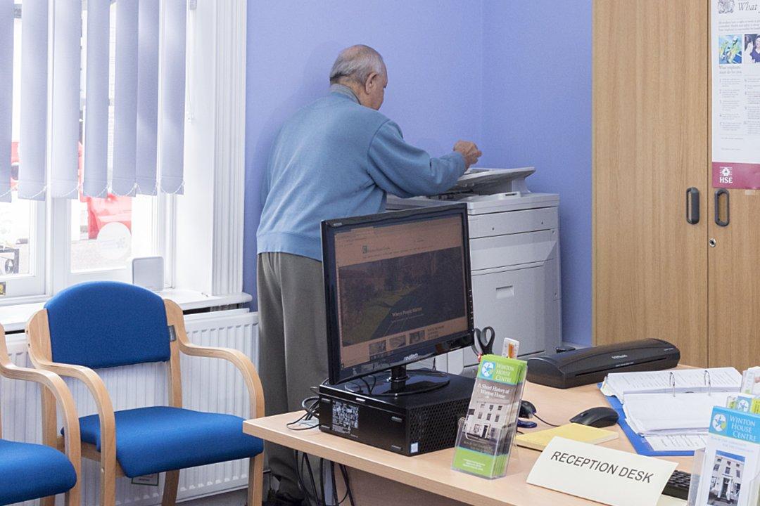 Information Desk-Services