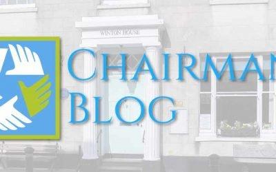 Chairman's Blog